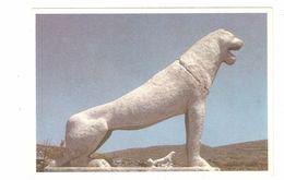 Chromo Verzameling Europees Erfgoed - Delos / Delo - Greece - Grèce - Artis Historia