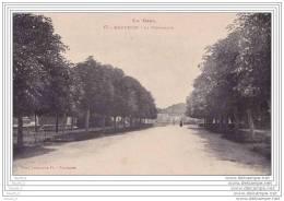 32) Mauvezin.- (Gers)  La  Promenade - France