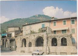 Sospel: SIMCA 1100 - Place Garibaldi - (Alpes-Maritimes, France) - Voitures De Tourisme