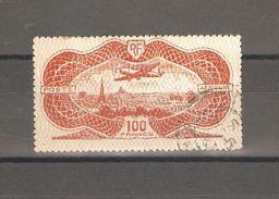 ÉPREUVE  DU 100  Francs Posté Aérienne - 1927-1959 Oblitérés