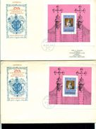 ANTIGUA - LOTTO 2 BUSTE - Antigua E Barbuda (1981-...)