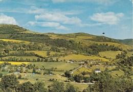 Lozère - MEYRUEIS - Vue Panoramique Sur Le Terrain De Camping Et Le Village De Vacances - Non écrite - Meyrueis