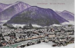 AK 0637  Bad Ischl Im Winterkleid - Verlag Brandt Um 1906 - Bad Ischl
