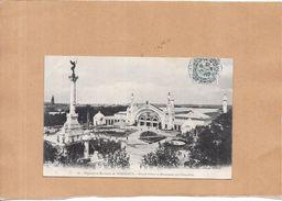 BORDEAUX - 33 -   Exposition Maritime 1907 - Grand Palais Et Monument Des Girondins - ROY171  - - Bordeaux