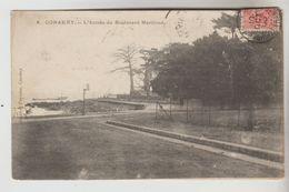 CPA CONAKRY (Guinée Française) - L'entrée Du Boulevard Maritime - Guinée Française