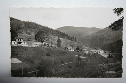 88 : Bussang - Hôtel Bellevue Et Pont Du Séchenat - Col De Bussang