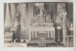 CPA MAASMECHELEN (Belgique-Limbourg) - EISDEN : Pensionnat Ursulines Congragation De La Sainte Vierge - Maasmechelen