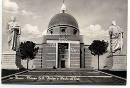 Roma Chiesa S.S. Pietro E Paolo All´ Eur Viaggiata 1966 = - Chiese