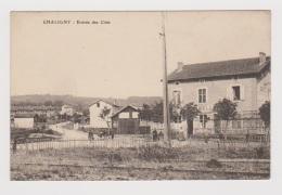 Chaligny  --  Entrée Des Cités - France
