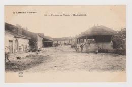 Champenoux  --  Environs De Nancy - France