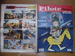 1961 PILOTE 105 Pilotorama LA VILLA LOUVIGNY Avec Marcel Fort A Radio Luxembourg - Pilote