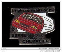 LA GLISSE METRISEE *** SERRE CHEVALIER *** 0079 - Automobile - F1