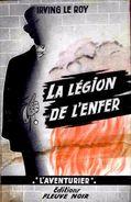 """FN. """" L´aventurier """" N° 14 - La Légion De L´enfer - Irving Leroy - ( E.O 1957 ) . - Adventure"""