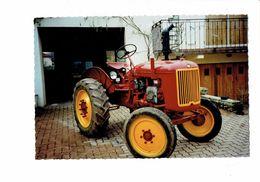 21 - Côte D´Or - VARANGES - N° 46 - M. Brullebaut Restaurateur De Tracteurs - Tracteur Gros Plan MAP - Trattori