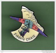 DELTAPLANE *** FREDERIC CHAIX *** PRALOU *** 0079 - Parachutting