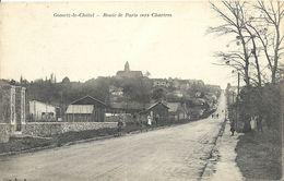 CPA Gometz-le-Chatel Route De Paris Vers Chartres - Andere Gemeenten