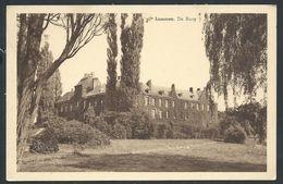 CPA   LUMMEN   De Burg - Lummen