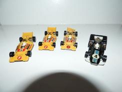 Corgy : Lot De 4 Miniatures - Corgi Toys