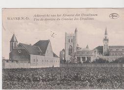 Sint Katelijne Waver. Achterzicht Van Het Klooster Der Ursulinen - Sint-Katelijne-Waver