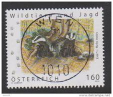 """Österreich 2016: """"Dachs"""" Gestempelt (siehe Foto/Scan) - 2011-... Gebraucht"""