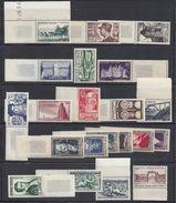 FR - Postes - Année Complète 1952 - 21 Timbres - N° 919/939 - Sans Charnières - XX - MNH - BDF - Cote 114 € - TB - - 1950-1959