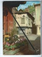 CPM -  Couleurs Et Lumière De France -  Saint Céré  -(Lot) - Vieille Maison Place Du Mercadial - Saint-Céré