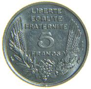 [NC] FRANCIA FRANCE 5 FRANCS 1933 BAZOR - J. 5 Franchi