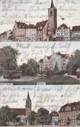 Erfurt Mehrbildkarte 1914 - Erfurt