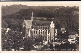 ALLEMAGNE--BERGISCHE--der Bergische Dom Zu Alkenberg,erbaut 1255-1348---voir 2 Scans - Bergisch Gladbach