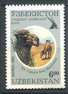 205 OUZBEKISTAN 1995 - Yvert 61 A - Chameau - Neuf ** (MNH) Sans Trace De Charniere - Ouzbékistan