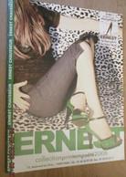 ERN117 Catalogue De La Marque De Chaussures ERNEST PRINTEMPS ETE 2008 , L'ex Spécialiste Parisien Du Talon-aiguille - Textile & Vestimentaire