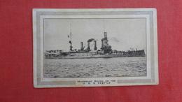 Homeward Bound U.S.S. Seattle   Ref 2656 - Krieg