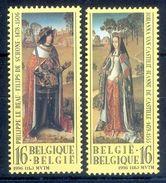 S151- België Belgique Belgium 1996. 500th Centenary Of Royal Marriage. Filips De Schone (Filip The Handsome) And Johanna - Belgium
