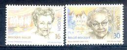 S155- België Belgique Belgium 1996. Famous People. - Belgium