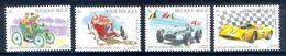 S156- België Belgique Belgium 1996. Oldtimer Racing Cars. Flag. Tree. - Belgium