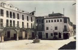 ALTURA - Plaza Del Generalisimo , Photo PC, Used 1957 - Faro