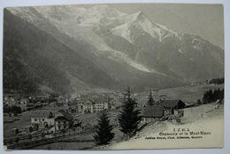 74 - CHAMONIX Et Le Mont-Blanc - - Chamonix-Mont-Blanc