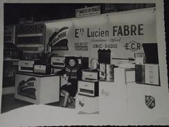 PARIS - EXPOSITION DUCRETET THOMSON Electroménager - Ets Lucien FABRE - Salle Des Jacobins - 1950 - Radio Transistor - Photographs