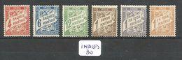 IND(F) YT Taxe 12/17 * - India (1892-1954)