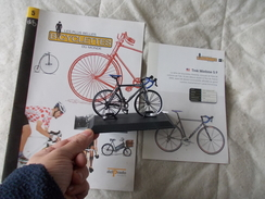 VELO Delprado Les Plus Belles Bicyclettes Du Monde N° 5 Trek Madone 5.9 - Autres Collections