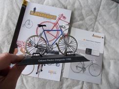 VELO Delprado Les Plus Belles Bicyclettes Du Monde N° 9 Orbea Perico - Autres Collections