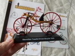 VELO Delgado Les Plus Belles Bicyclettes Du Monde N° 10 Macmillan - Other Collections