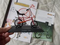 VELO Delprado Les Plus Belles Bicyclettes Du Monde N° 11 Chopper - Autres Collections