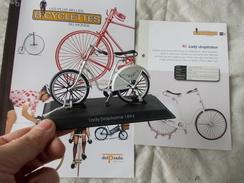 VELO Delgado Les Plus Belles Bicyclettes Du Monde N° 12 Lady Dropframe - Other Collections