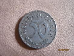 Germany: 50 Pfennig 1941 B - [ 4] 1933-1945 : Tercer Reich