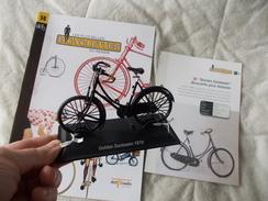 VELO Delgado Les Plus Belles Bicyclettes Du Monde N° 14 Golden Sunbeam - Other Collections