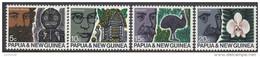 PAPUA NEW GUINEA, 1970 ANZAAS 4 MNH - Papua New Guinea