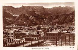 ¤¤  -   YEMEN   -  ADEN   -   Général View  -  ¤¤ - Yémen