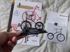 VELO Delprado Les Plus Belles Bicyclettes Du Monde N° 21 Crypto Bantam - Autres Collections