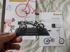 VELO Delprado Les Plus Belles Bicyclettes Du Monde N° 24 Moulton MK 3 - Autres Collections